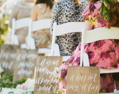 If you have enough quotes for your long aisle...69 Outdoor Wedding Aisle