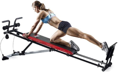Weider Ultimate Body Works Home Gym Or How To Have Great Full Body Workout At Home Weide Weider Ultimate Body Works Fitness Body Body Workout At Home