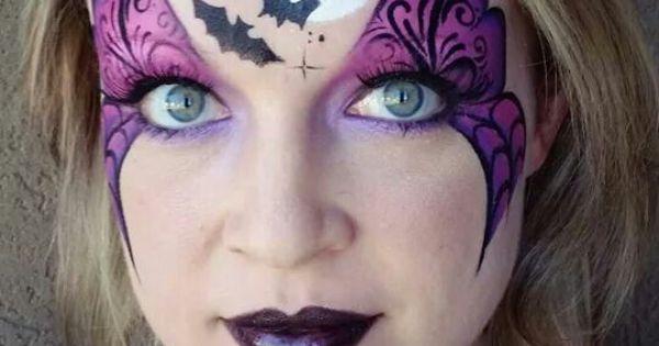 62 melhores imagens de Pintura de rosto Adulto no