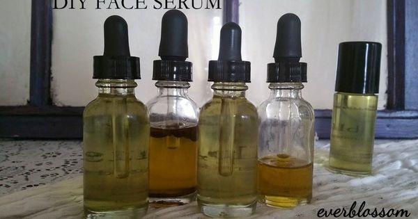 oil facial make own your