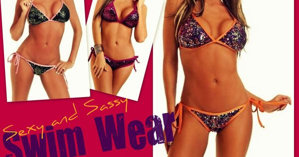 Sassy swimwear for the most revealing looks! Pin now and ...