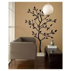 RoomMates RMK1317GM Tree Branches Peel and Stick Wall Decals
