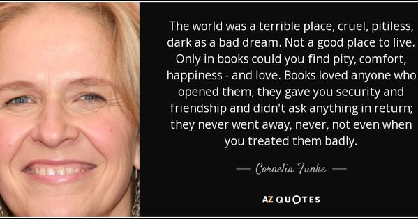 Google Image Result For Https Www Azquotes Com Picture Quotes Quote The World Was A Terrible Place Cruel Pitiless Dark As A B Picture Quotes Cruel Bad Dreams