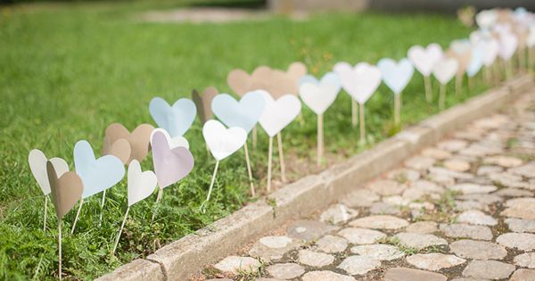Diy hochzeit brittaschunckfotografie 35 wedding for Aussendeko gartendekorationen