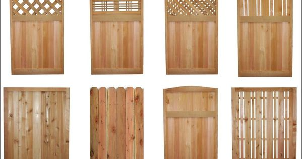 cedar fence panel - Google Search | FENCE | Pinterest | Fence styles, Wood  privacy fence and Style - Cedar Fence Panel - Google Search FENCE Pinterest Fence