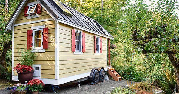house to go ein minihaus auf r dern sch n wohnen pinterest minihaus haus auf r dern und. Black Bedroom Furniture Sets. Home Design Ideas
