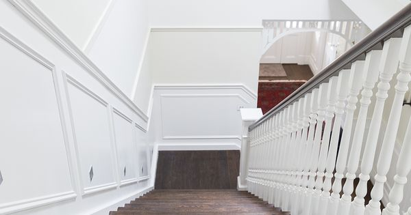 Traditional Stairs And Interiors On Pinterest