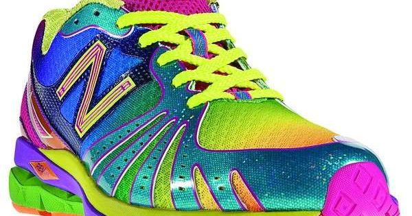 New Balance rainbow. I think these would make me happy when i
