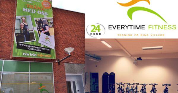 everytime fitness söderhamn