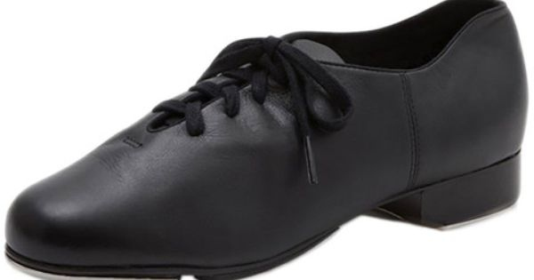 Capezio Adult Cadence Tap Shoe Style CG19 Black NEW!