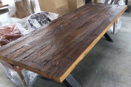 8cm Massiv Altholz Eiche Tischplatte Altholz Eiche Altholz