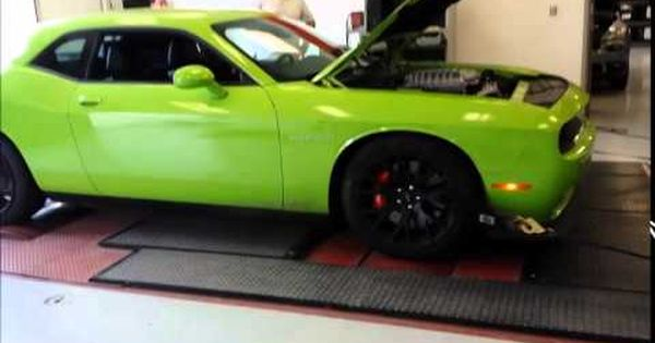 k n air filter s hosts the 2015 dodge challenger hellcat first released dyno run with dyno. Black Bedroom Furniture Sets. Home Design Ideas