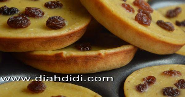 Resep Cake Pisang Diah Didi: Diah Didi's Kitchen: Kue Lumpur Pisang..