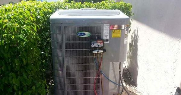 Carrier infinity greenspeed heat pump air conditioning system installed in boynton beach fl - What is a heat pump system swedish efficiency in your pockets ...