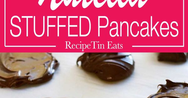 Nutella, Pancakes and Nutella pancakes on Pinterest
