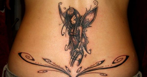 Tinker Bell Fairy Tattoo, Tinker Bell Is A