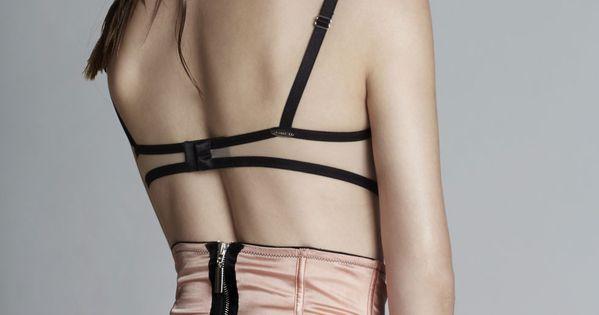 high waisted lingerie