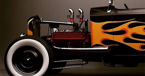 1932 Ford Model B Roadster Flathead V8 Ford Hot Rod Ford Models 1932 Ford
