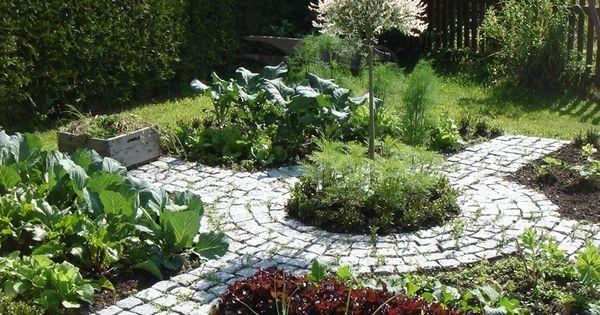 kitchen vegetable garden jardin potager bauerngarten. Black Bedroom Furniture Sets. Home Design Ideas