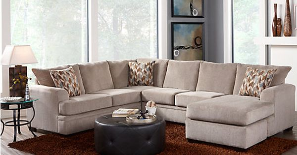 Sectional living room sets, Night and Room set on Pinterest