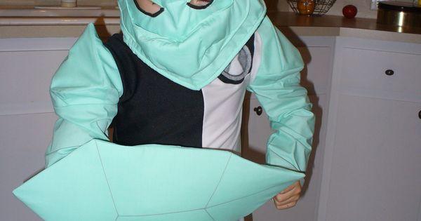 Ben 10 Diamondhead Costume Costumes I Made Pinterest