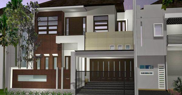 Desain Rumah Minimalis Merupaka