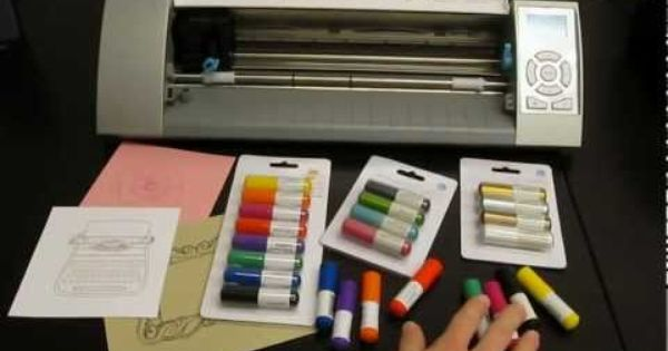 Sketch Pens 101.