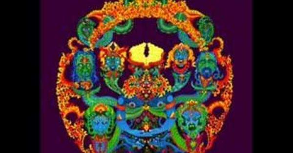 Grateful Dead New Potato Caboose Album Cover Rock Album
