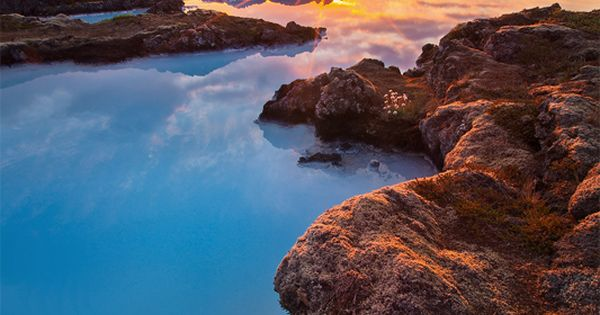 ✯ Blue Lagoon, Iceland Beautiful Places Photography