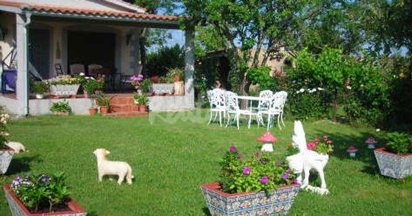 Decoraci n de jardines de casas de campo para m s for Casa y jardin revista pdf