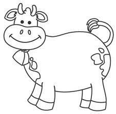 Moldes De Vacas Para Patchwork Pesquisa Google Dibujos Dibujos Para Colorear Granja Dibujo