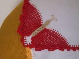Related Image Borboletas De Croche Barrados De Croche Bico De