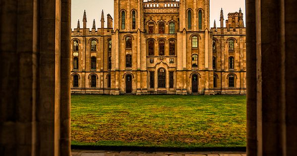 Christ Church, Oxford, England - find our store at 19 Queen Street,