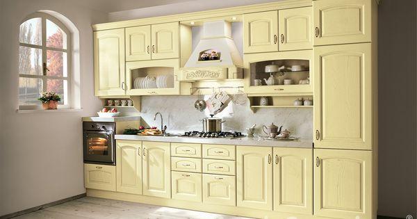 Cucina berta cucina composizione tipo classico mondo for Mondo convenienza cucina ginevra