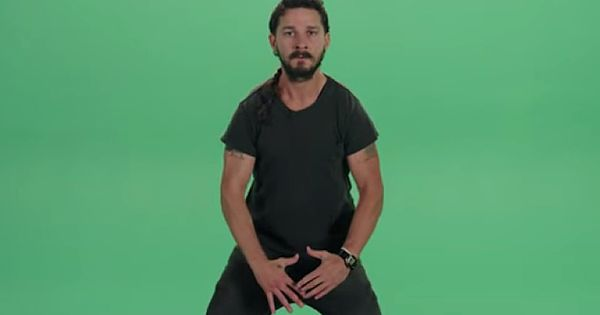 just do it shia labeou... Shia Labeouf Just Do It