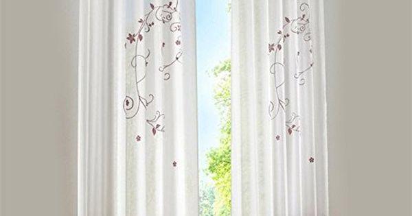 Bildergebnis für gardine als sichtschutz im schlafzimmer gardine - gardine für schlafzimmer