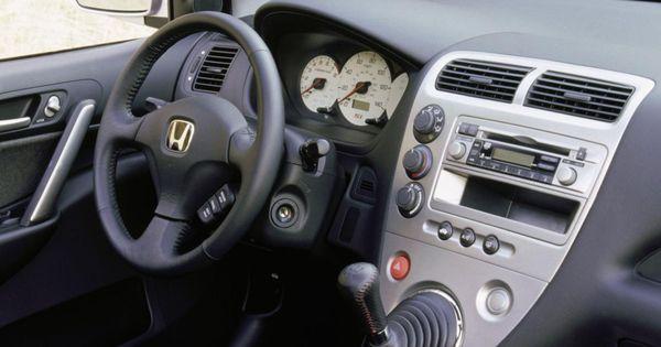 Каталог 2002 Honda Civic Si