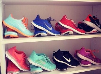Sport shoes - photo