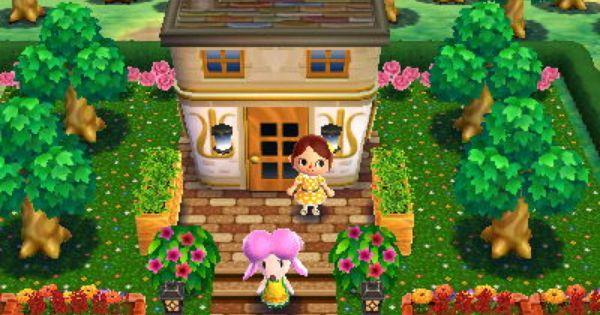 Animal Crossing Happy Home Designer Harriet Stylish Stylist Visit In Game 0190 7772 095 Happy Home Designer Animal Crossing Animal Crossing Fan Art