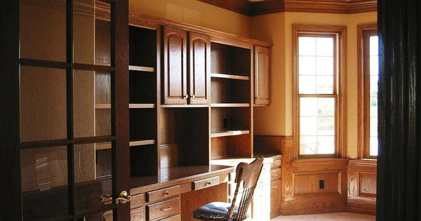 what is the best color for kitchen cabinets home office space with doors stained trim and warm 28290