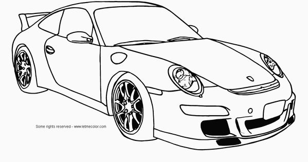 car coloring pages for boys print free coloring pages for kids cars pinterest cars. Black Bedroom Furniture Sets. Home Design Ideas