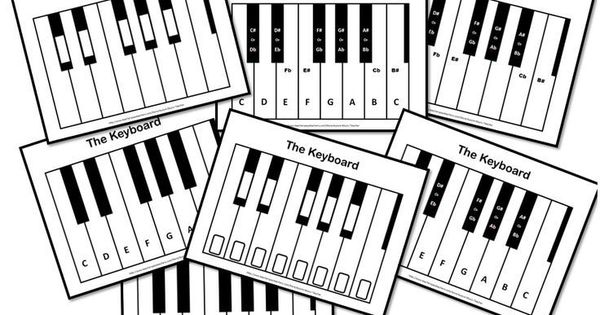 free download    seven keyboard diagrams  very useful