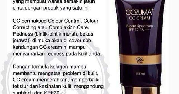 Cc Cream Jerawat