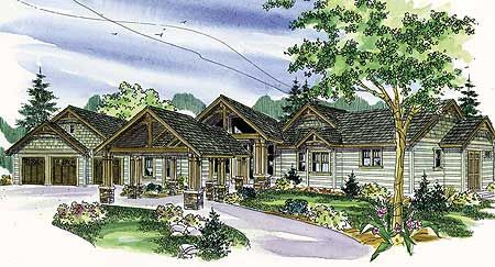 Plan 72258da Craftsman House Plans Ranch Style House Plans Contemporary House Plans