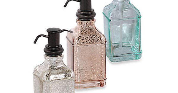 These Vintage Style Lotion Dispensers Will Add Elegance
