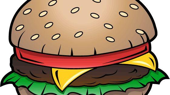 Free Clip-Art: Food » Junk Food