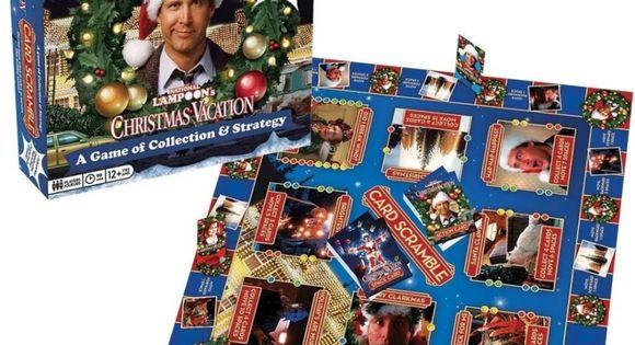 National Lampoon Christmas Vacation Card Scramble National Lampoon