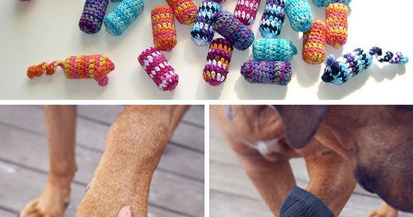 12 Easy DIY Pet Accessories: Toys, Leashes, Collars -- and More!