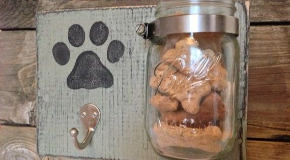 Leash and treat holder-- for my fur babies!!!