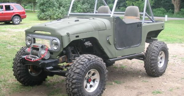 Pin by arthur allison on jeep pinterest 4x4 toyota for Where to get c c cages